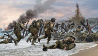 Assault on Omaha Beach